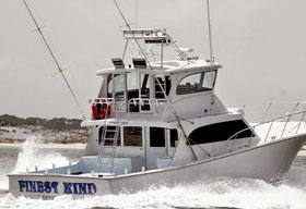 Charter Boat - The Finest Kind Charter